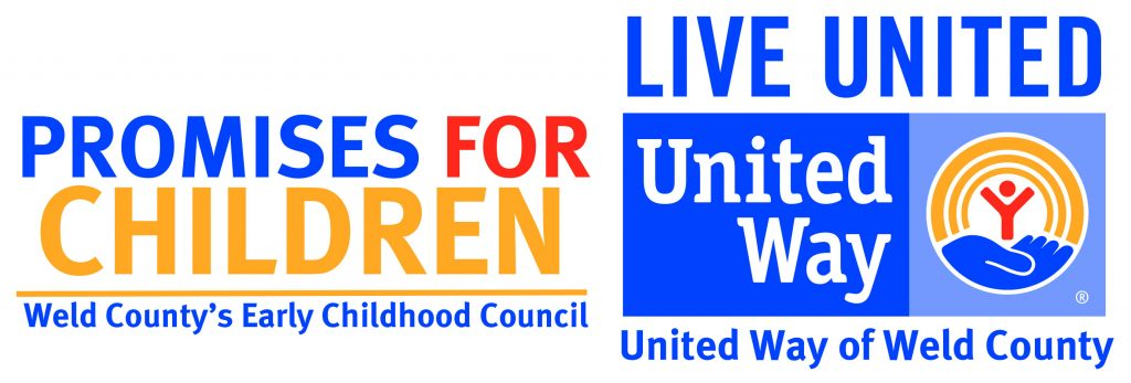 United Way of Weld County- Promises for Children logo