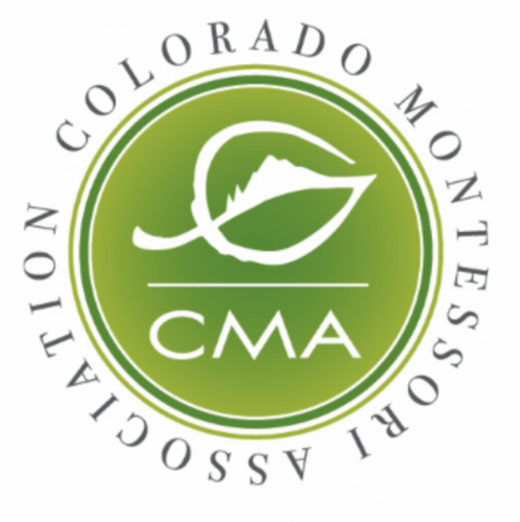 Colorado Montessori Association logo